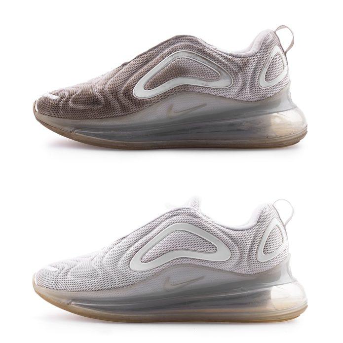 Химчистка кроссовок nike