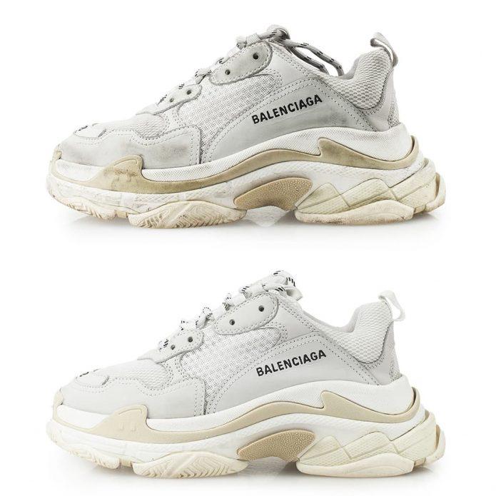 Химчистка кроссовок 00010